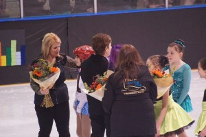 Coaches-Flower Presenters