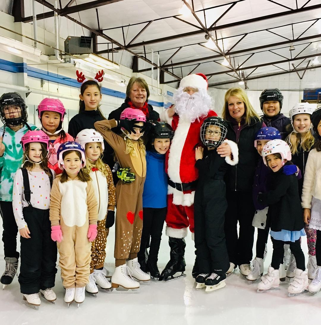 CanSkaters Christmas 2019