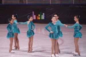 Beginner Synchro Team