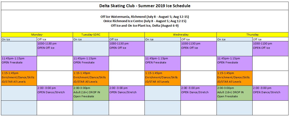 Programs – Delta Skating Club